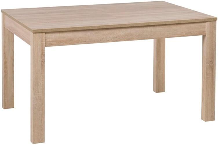 Jowisz stół 136-210 cm rozsuwany dąb sonoma