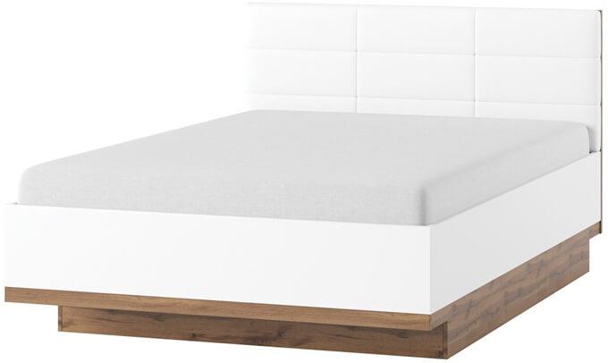 Livorno 66 łoże 160 biały