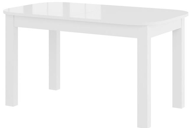 Rea stół 140-175-210 cm rozsuwany biały połysk
