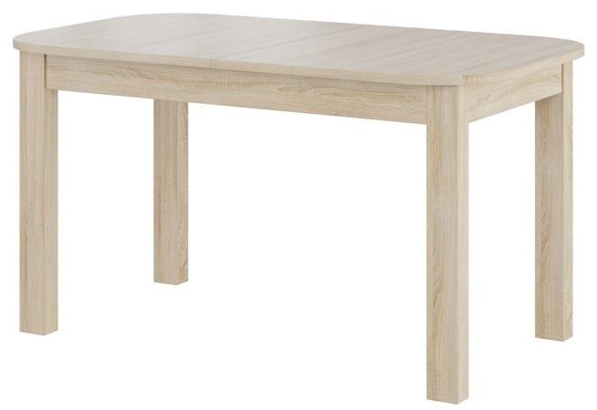 Rea stół 140-175-210 cm rozsuwany dąb sonoma