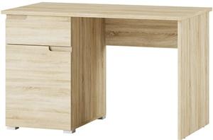 Selene 14 biurko przyścienne jednodrzwiowe z szufladą dąb sonoma