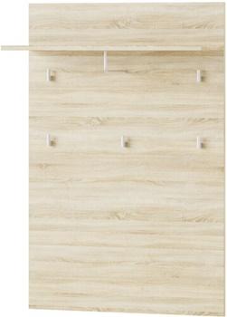 Selene 20 panel z wieszakami dąb sonoma