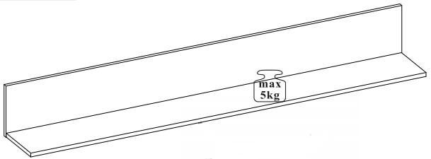 Selene 24 półka długa techniczny