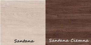 korpusu: SANTANA / front: SANTANA CIEMNA