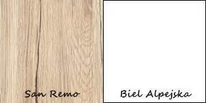 SAN REMO+BIEL ALPEJSKA