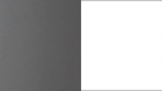 GRAFIT / BIAŁY LUX (biały matowy)